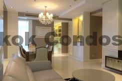 Magnificent 2 Bed Athenee Residence 2 Bedroom Condo for Rent Sukhumvit_BC00266_5