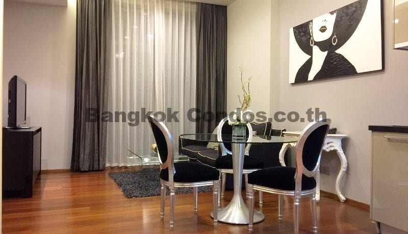 Modern 1 Bed Quattro By Sansiri 1 Bedroom Condo for Rent Quattro Thonglor_BC00265_1