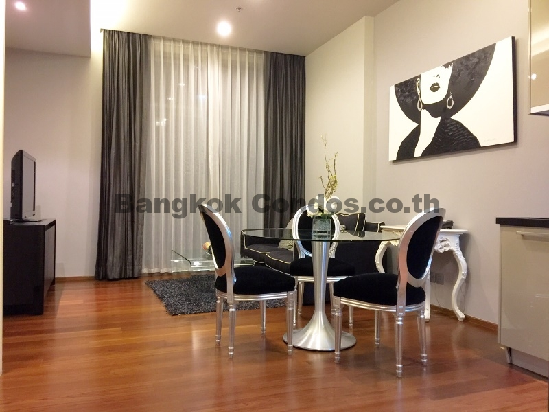 Quattro By Sansiri 1 Bed Condo for Rent Thonglor