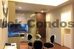 Modern 1 Bed Quattro By Sansiri 1 Bedroom Condo for Rent Quattro Thonglor_BC00265_2