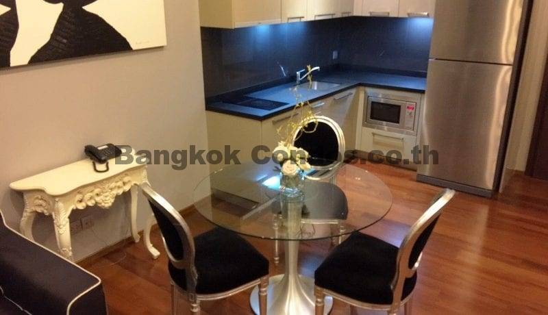 Modern 1 Bed Quattro By Sansiri 1 Bedroom Condo for Rent Quattro Thonglor_BC00265_3