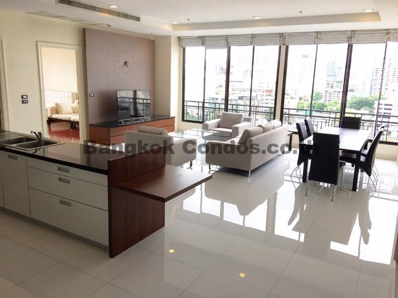 Pet Friendly Penthouse for Rent Prime Mansion Sukhumvit 31