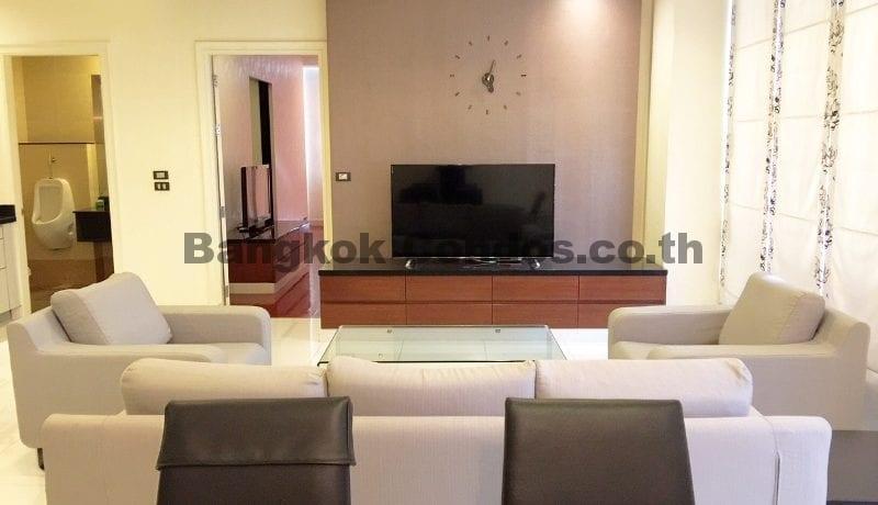 Pet Friendly 2 Bedroom Penthouse for Rent Prime Mansion Sukhumvit 31_BC00285_4