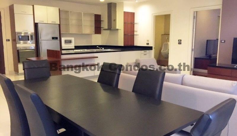 Pet Friendly 2 Bedroom Penthouse for Rent Prime Mansion Sukhumvit 31_BC00285_5