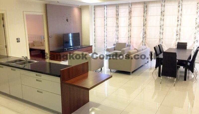 Pet Friendly 2 Bedroom Penthouse for Sale Prime Mansion Sukhumvit 31_BC00286_2
