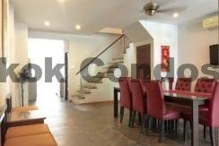 BUY Pet Friendly 3 Bedroom Townhouse for Sale Ekkamai Dog Friendly House_BC00293_2