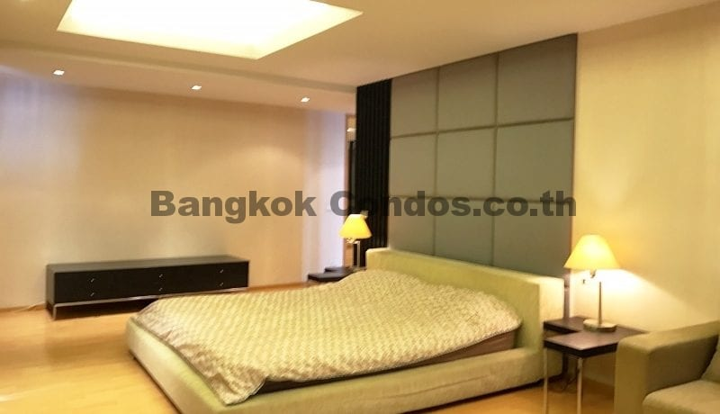 Modern 3 Bed Tai Ping Towers 3 Bedroom Condo for Rent Ekamai Condos_BC00305_15