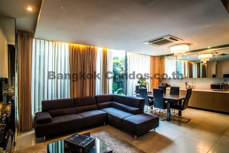 Superb 4 Bedroom Townhouses For Rent Part - 8: ... Pet Friendly 4 Bedroom Townhouse For Rent Sukhumvit House  Rentals_BC00301_3 ...
