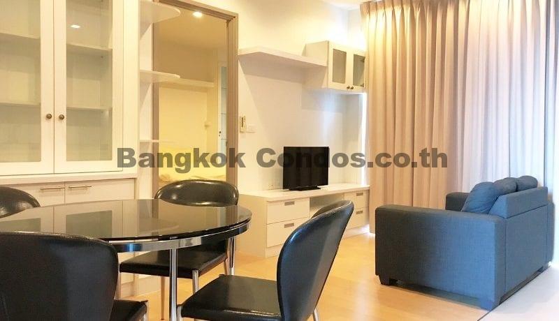 Cozy 1 Bedroom HQ By Sansiri Condominium for Rent Thonglor Condo Rentals_BC00324_1