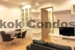 Cozy 1 Bedroom HQ By Sansiri Condominium for Rent Thonglor Condo Rentals_BC00324_2