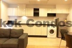 Cozy 1 Bedroom HQ By Sansiri Condominium for Rent Thonglor Condo Rentals_BC00324_3