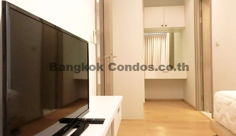 Cozy 1 Bedroom HQ By Sansiri Condominium for Rent Thonglor Condo Rentals_BC00324_5