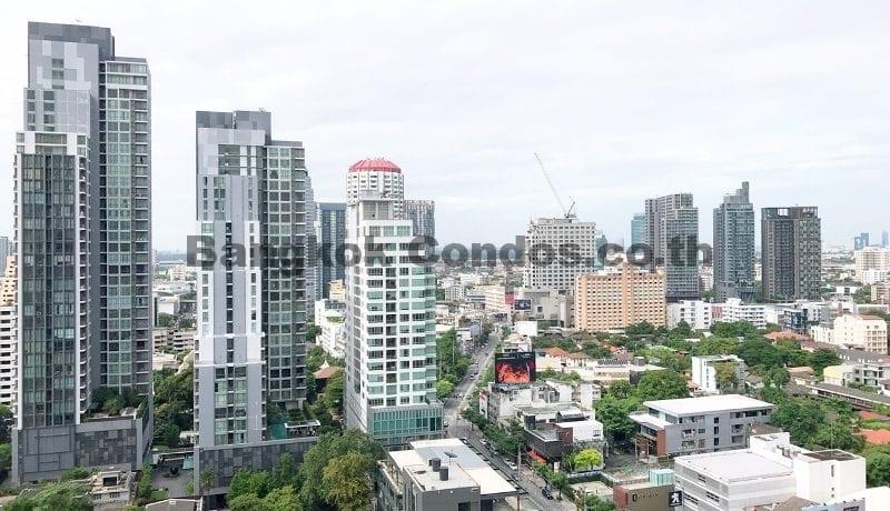Cozy 1 Bedroom HQ By Sansiri Condominium for Rent Thonglor Condo Rentals_BC00324_9