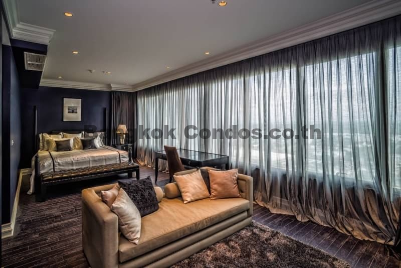 The Emporio Place 3 Bed Penthouse for Sale Bangkok