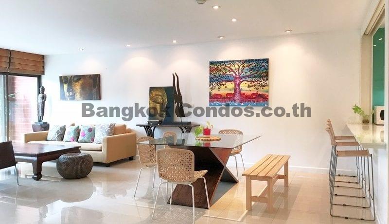 Delightful 3 Bed Baan Ananda 3 Bedroom Condo for Rent Ekamai Condos_BC00321_2