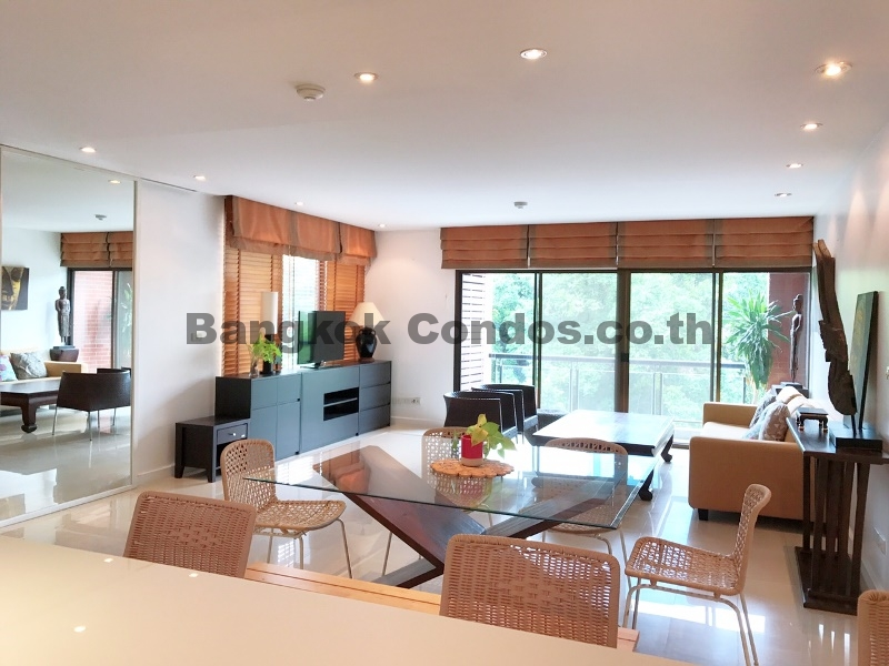 Baan Ananda 3 Bed Condo for Rent Ekamai