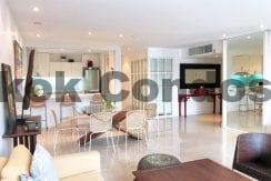 Delightful 3 Bed Baan Ananda 3 Bedroom Condo for Rent Ekamai Condos_BC00321_7