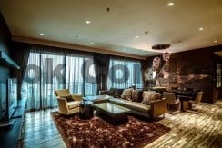 Designer 3 Bed The Emporio Place 3 Bedroom Condo for Rent Sukhumvit_BC00310_1
