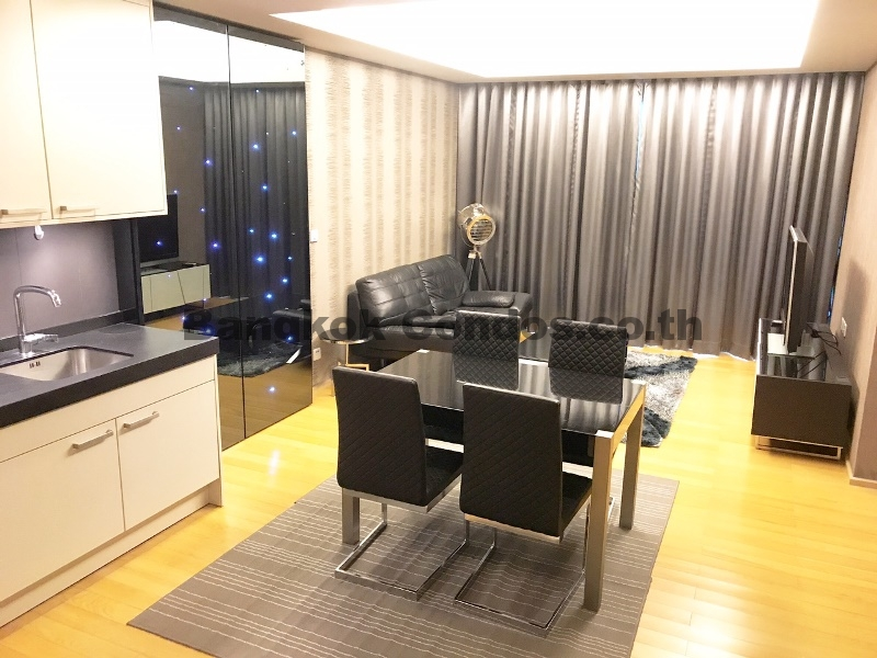 Prive by Sansiri 1 Bed Condo for Rent Soi Ruamrudee