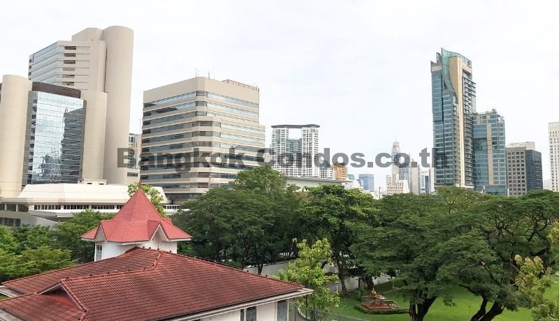 Executive 1 Bedroom Prive by Sansiri Condo for Rent Soi Ruamrudee_BC00316_11