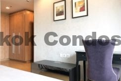 Executive 1 Bedroom Prive by Sansiri Condo for Rent Soi Ruamrudee_BC00316_8