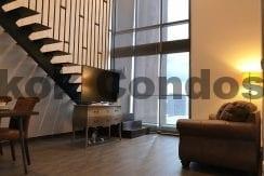 Inviting 2 Bedroom Duplex Penthouse for Rent The Lofts Ekkamai_BC00319_1