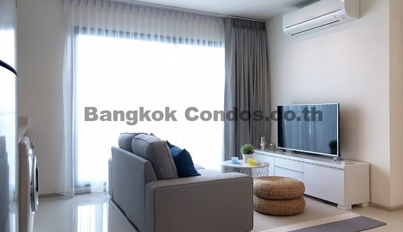 Sensational 1 Bedroom RHYTHM Sukhumvit 36-38 Condo for Rent Thonglor_BC00317_2