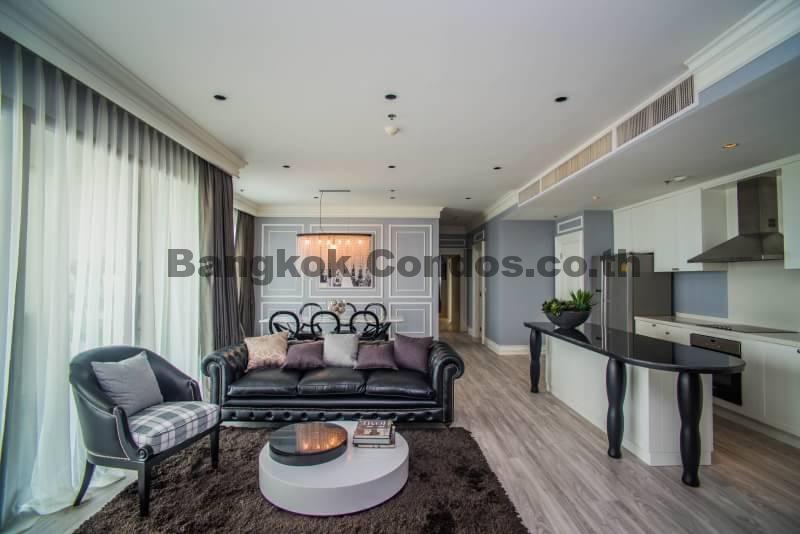 The Emporio Place 3 Bed Penthouse for Rent Sukhumvit