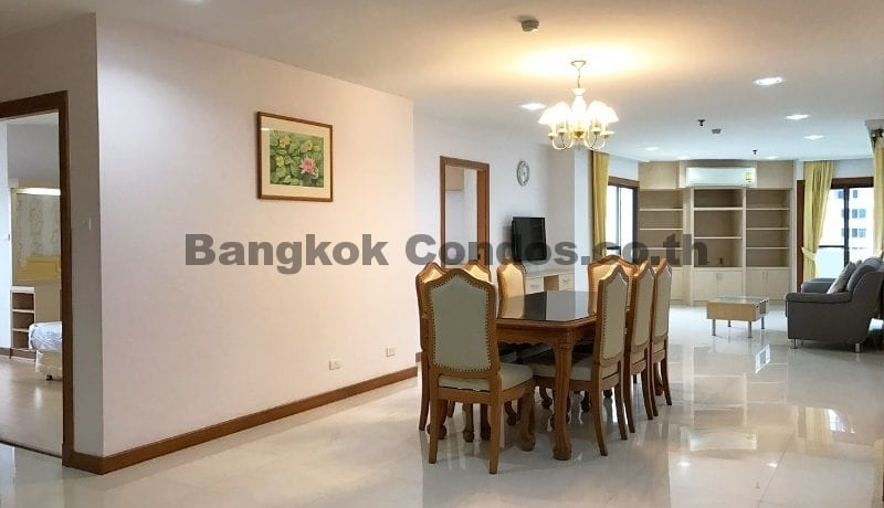 Terrific 3 Bedroom Fifty Fifth Tower Condominium for Rent Thonglor Condos_BC00318_1