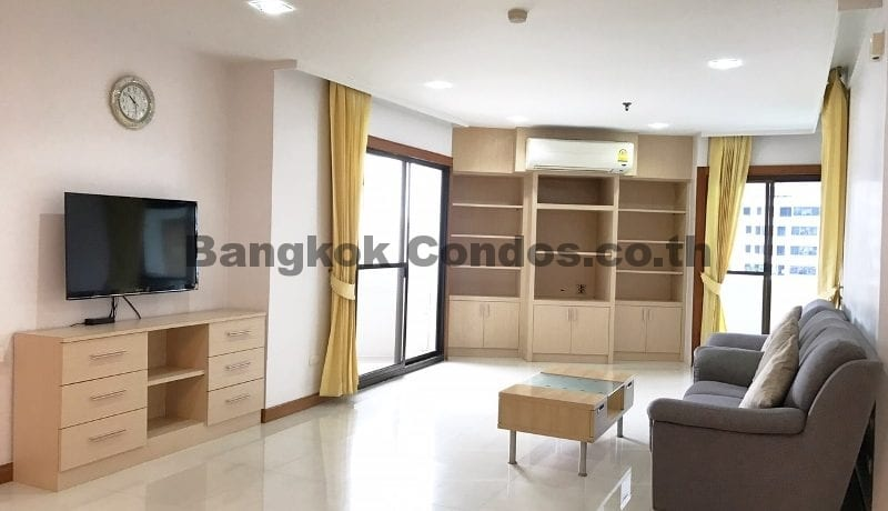 Terrific 3 Bedroom Fifty Fifth Tower Condominium for Rent Thonglor Condos_BC00318_3