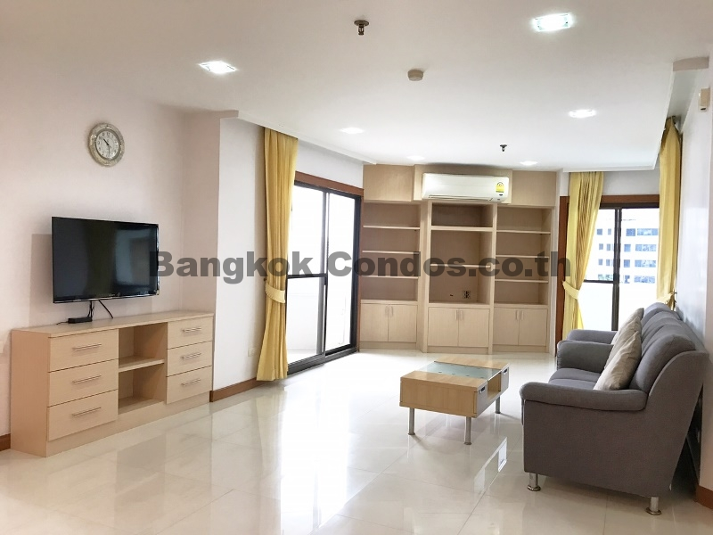 Fifty Fifth Tower 3 Bed Condo for Rent Thonglor