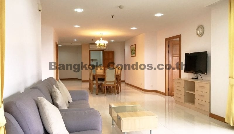 Terrific 3 Bedroom Fifty Fifth Tower Condominium for Rent Thonglor Condos_BC00318_4