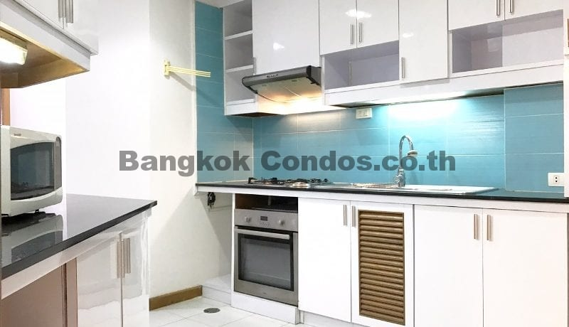 Terrific 3 Bedroom Fifty Fifth Tower Condominium for Rent Thonglor Condos_BC00318_6