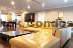 Wonderful 3 Bedroom Apartment for Rent Ekkamai Apartment Rentals_BC00325_3