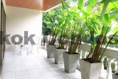Wonderful 3 Bedroom Apartment for Rent Ekkamai Apartment Rentals_BC00325_4