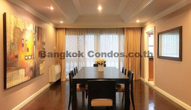 Wonderful 3 Bedroom Apartment for Rent Ekkamai Apartment Rentals_BC00325_5