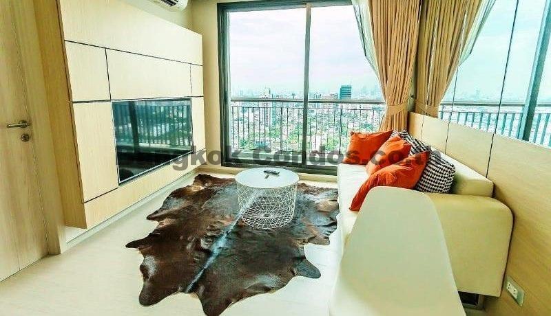 Sensational 1 Bedroom RHYTHM Sukhumvit 42 Condo for Rent Ekkamai_BC00330_2