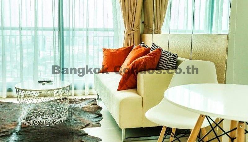 Sensational 1 Bedroom RHYTHM Sukhumvit 42 Condo for Rent Ekkamai_BC00330_3
