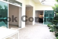 Dog Friendly 3 Bedroom Apartment for Rent Phrom Phong Pet Friendly Apartments_BC00333_2
