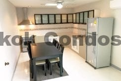 Dog Friendly 3 Bedroom Apartment for Rent Phrom Phong Pet Friendly Apartments_BC00333_6